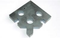 Edelstahl- und Stahlkomponenten Stahlkomponenten