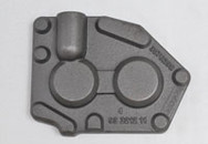 Cast iron components references gearbox covers