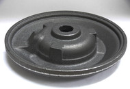 Cast iron components references pillow blocks