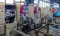 Gusstechnik Gussverarbeitung Maschinen