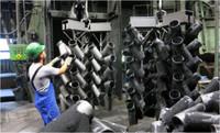 Gusstechnik Gussverarbeitung Lagerung