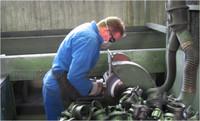 Gusstechnik Gussverarbeitung Produktion