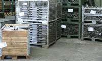 Gusskomponenten Leistungen Montage Lagerung