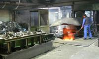 Gusstechnik Schmelzberieb Produktion