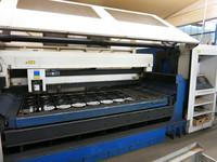 Machine equipment laser cutting Trumpf Trumatic L2530 / Co2 operating range