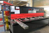 Machine equipment cutting Plate shear Amada GPN 425