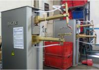 Punktschweißmaschine SL 202 Dalex Elektronenhalter