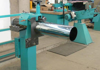 Machine equipment forming / rolling up