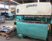Machine equipment forming / edging Promecam / RG 50-20 compressive force