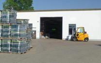 Warehouse and metall production Niederschönenfeld