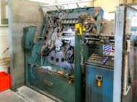 Maschinenpark Stanzen und Biegen Stanzbiegeautomat GRM 50