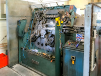 Machine equipment punching and bending stamping and bending machine GRM 50