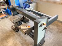 Machine equipment forming/bending semi-automatic folding machine