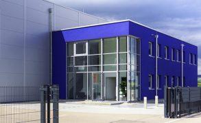 Büro und Logistikzentrum Rain am Lech